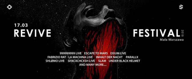 Revive Festival – TIMETABLE!