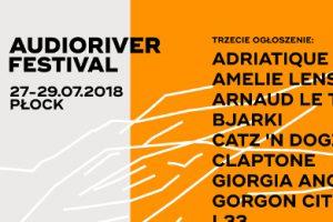 Dwunastu nowych artystów Audioriver 2018