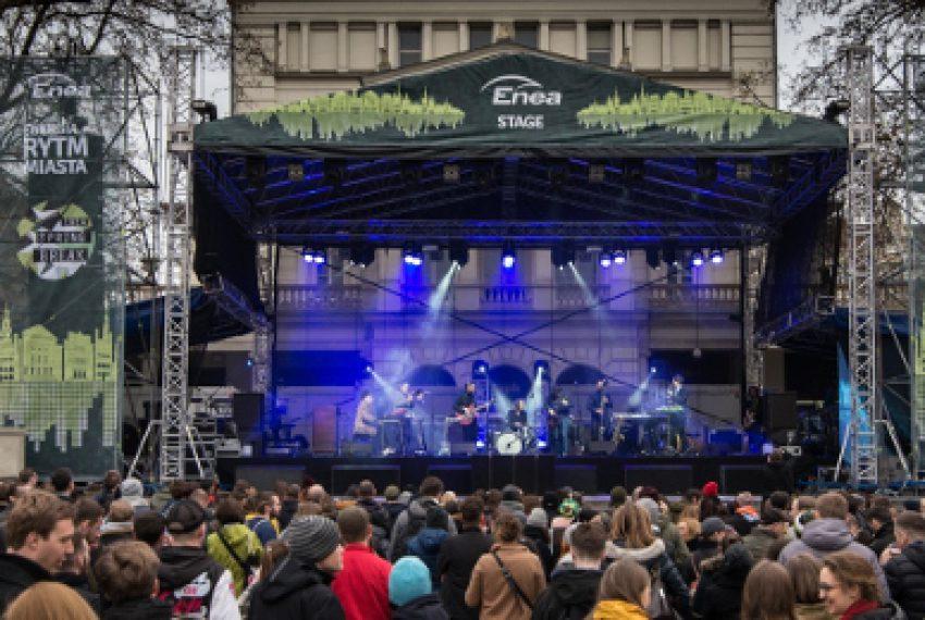 Enea Spring Break – godzinowy program koncertów