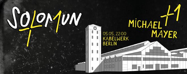 Solomun +1 w Berlinie – wygraj wejściówki!