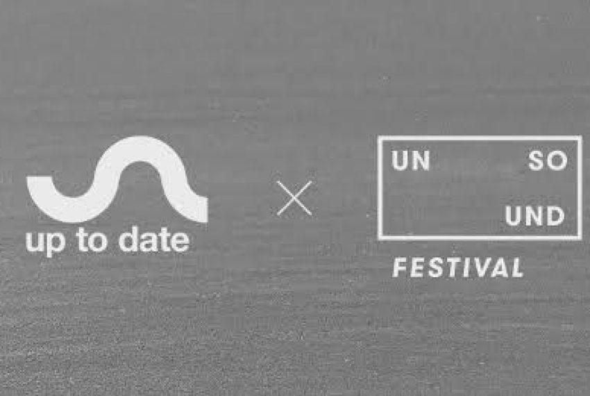 Znamy pełny line-up Unsound x Up To Date