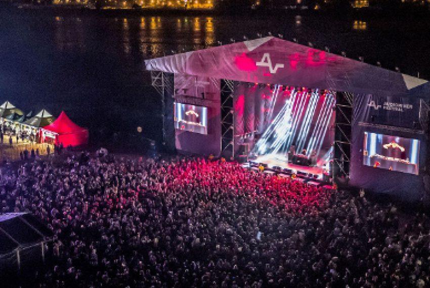 Audioriver 2018: trzy nowe sceny na płockiej plaży