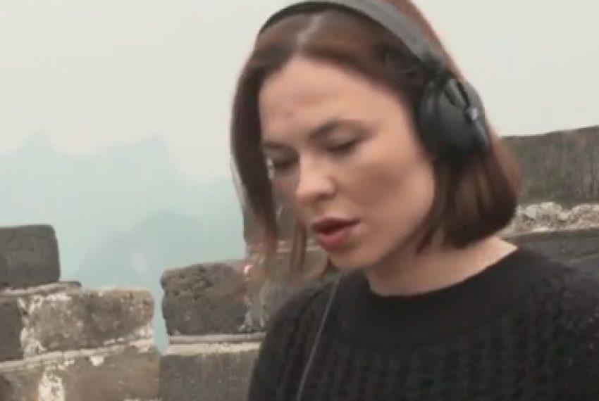 Nina Kraviz i Chris Liebing zagrali na Murze Chińskim – VIDEO
