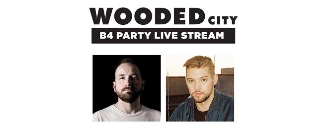 Wooded City B4 Party na żywo w Internecie