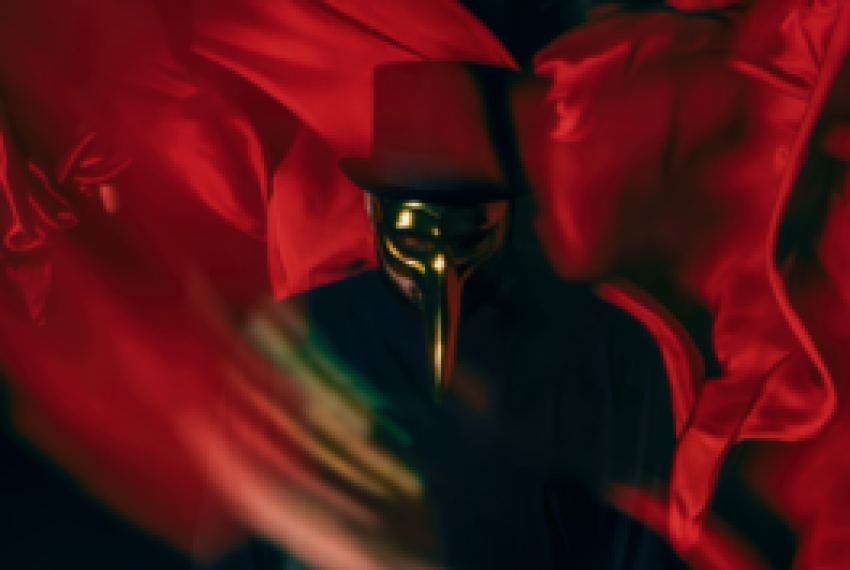 Claptone – Abyss Of Love feat. Nathan Nicholson