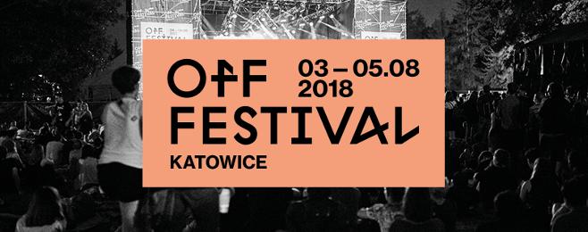 OFF Festival 2018 zamyka line-up