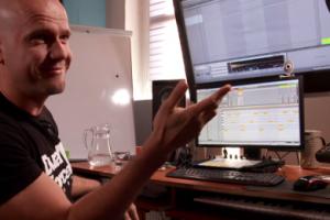 Peter Fern opowiedział krótką historię techno