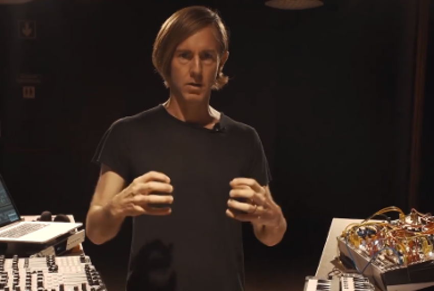 Richie Hawtin tłumaczy jak działa CLOSE