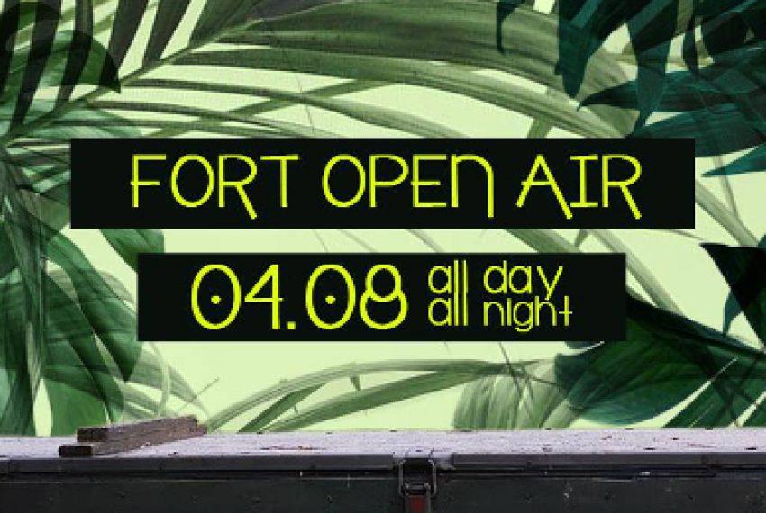 Już jutro kolejna edycja Fort Open Air