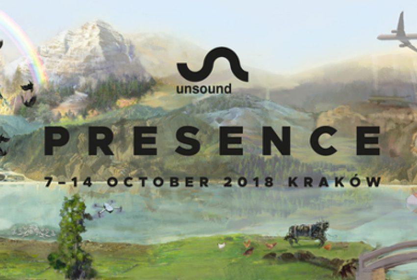 Unsound 2018: trzecie ogłoszenie artystów
