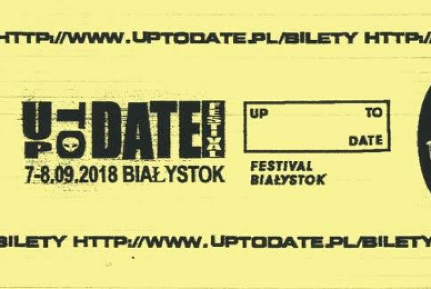 Up To Date Festival 2018 – TIMETABLE