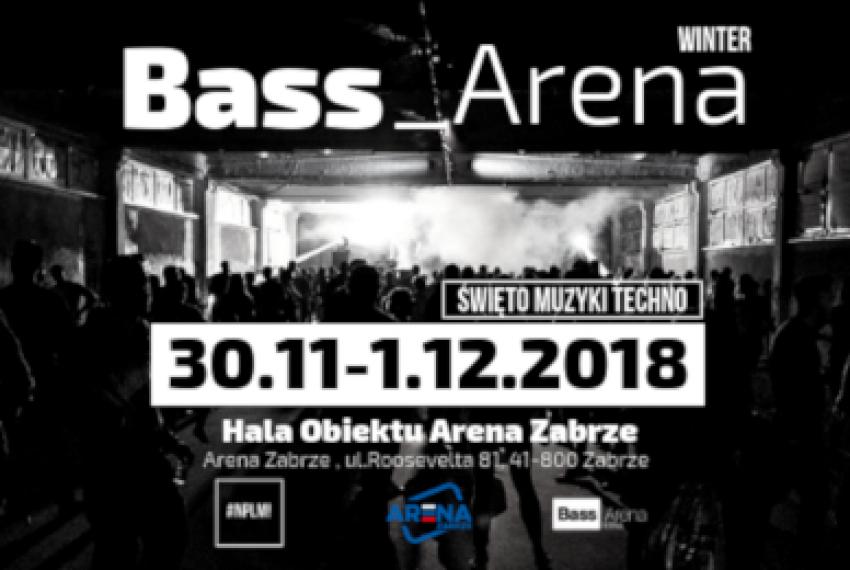 PLAYLISTA: Bass Arena – święto muzyki techno na Śląsku