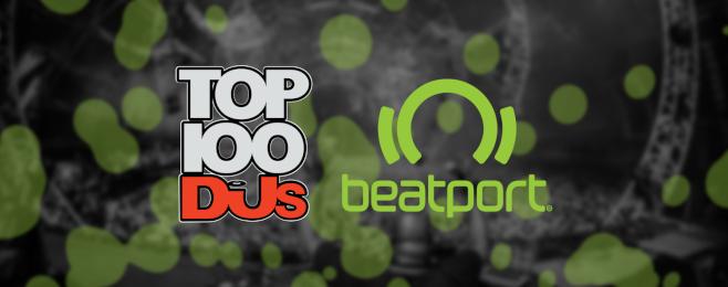DJ MAG i Beatport prezentują alternatywne TOP 100 DJs