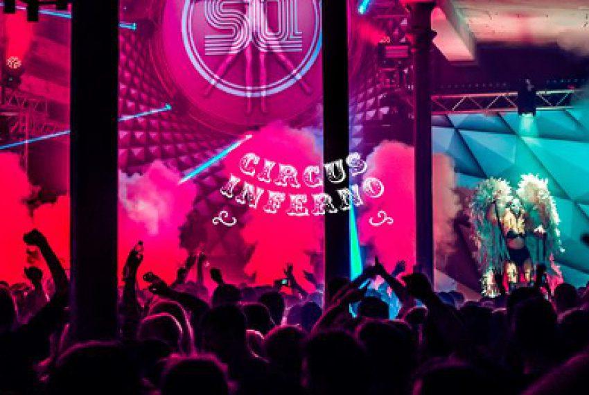 Wielki powrót Circus Inferno – PLAYLISTA