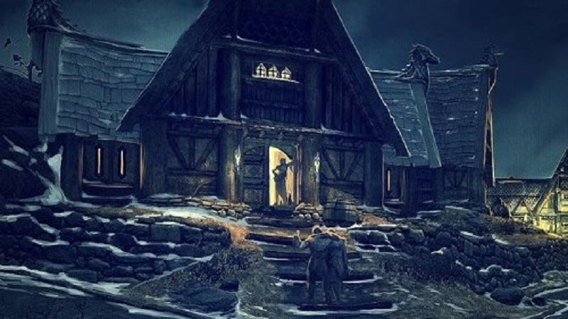 Jeremy Soule – The Streets Of Whiterun (Mazze Private Edit)