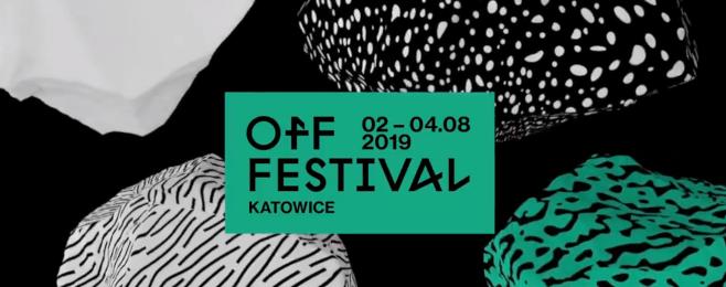 Pierwsi artyści OFF Festival 2019! LINEUP