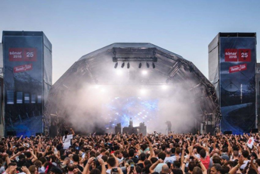 Ponad 40 nowych artystów w lineupie Sonar 2019