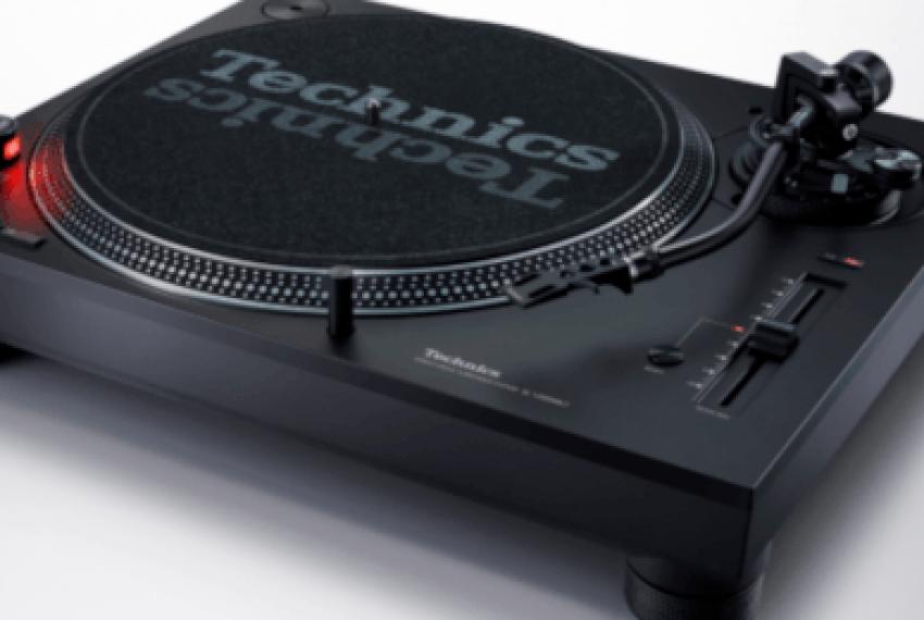 Technics prezentuje nowy gramofon dla didżejów!
