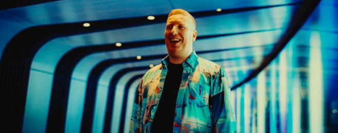 Danny Byrd Poland Tour 2019 – DJ KONKURS