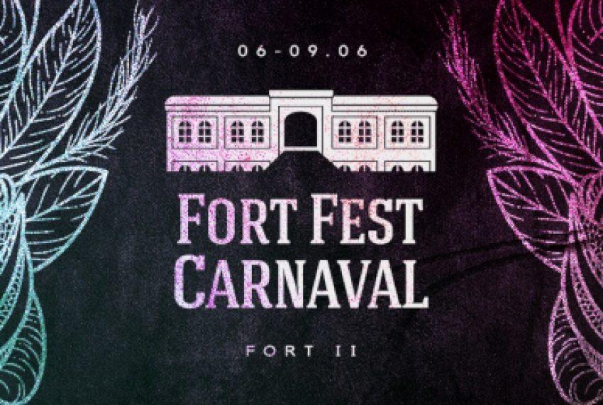 Fort Fest Carnaval 2019 ogłasza pierwsze gwiazdy!