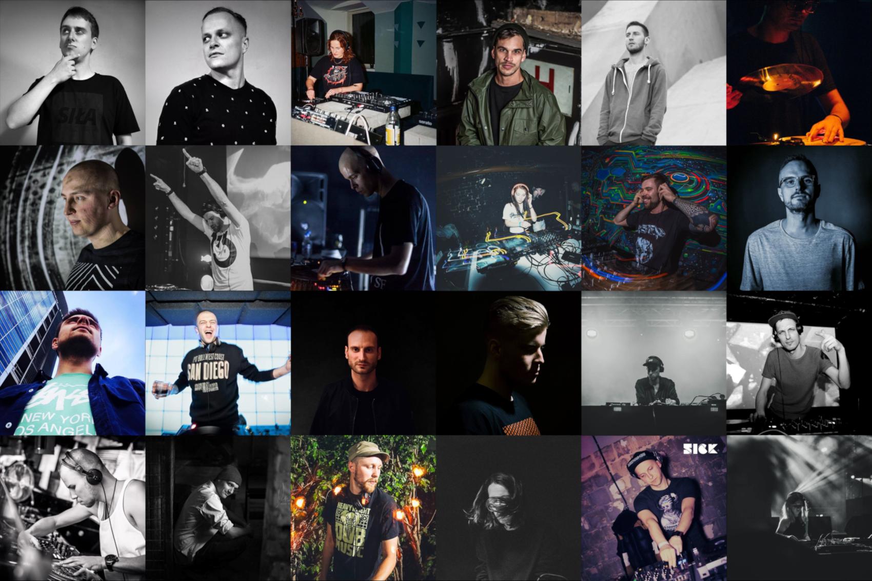 Munoludy 2018 – DJ/LIVE ROKU BASS – poznaj nominowanych!