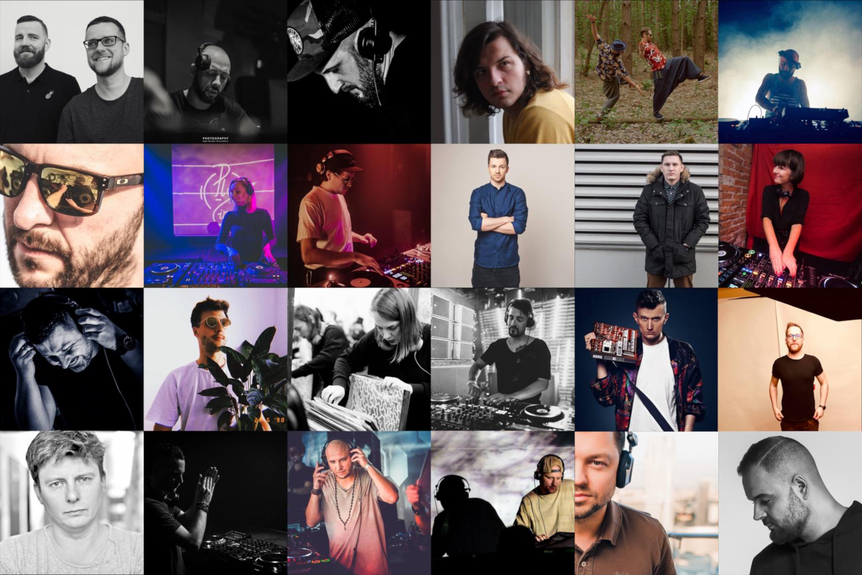 Munoludy 2018 – DJ/LIVE ROKU HOUSE – poznaj nominowanych!