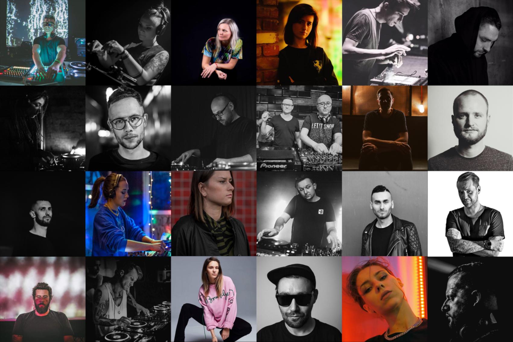 Munoludy 2018 –  DJ/LIVE ROKU TECHNO – poznaj nominowanych!