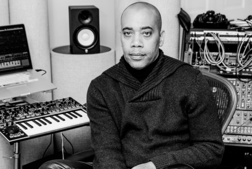 "Carl Craig miksuje ""Detroit Love vol. 2"""