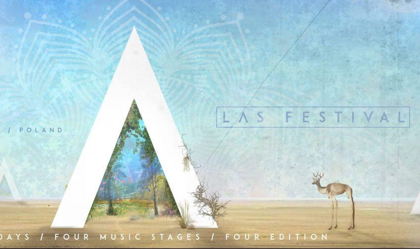 Tańcząc między drzewami – Radio Slave dołącza do  Las Festivalu