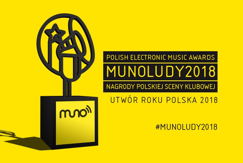 MUNOLUDY 2018: Utwór Roku Polska – WYNIKI