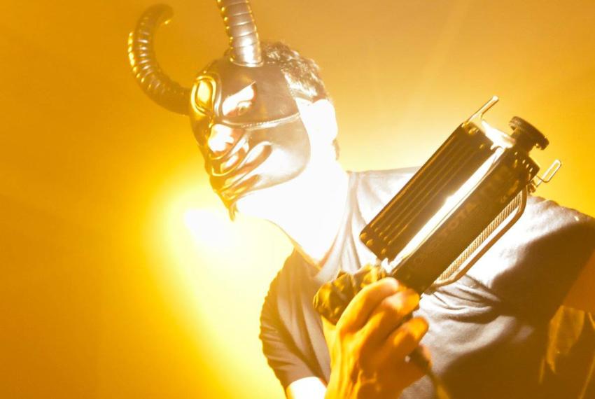 """""""Czasem myślę, że tworzę muzykę tylko po to, żeby się podniecić"""" – The Horrorist dla Muno.pl – WYWIAD"""