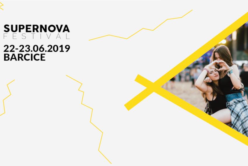 Nowy polski wakacyjny festiwal – SuperNova!