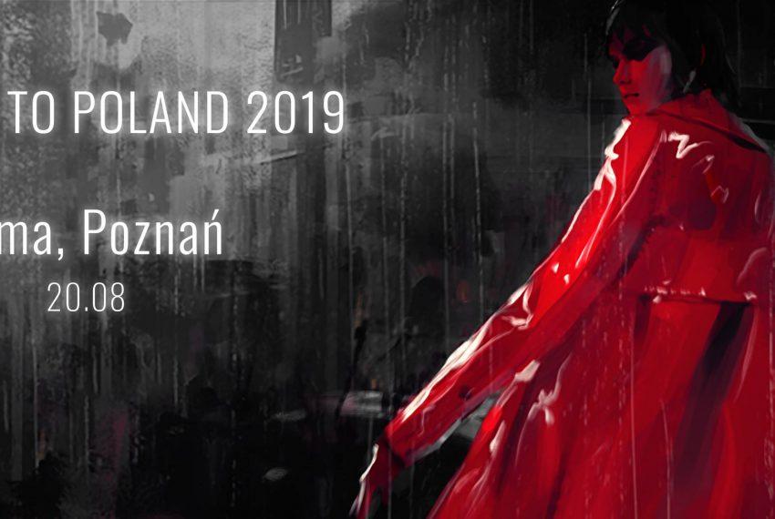 Hatari, FM Belfast, aYia – Tama Klub, Poznań / Iceland to Poland