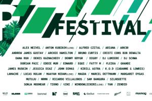 UP Festival kompletuje line-up