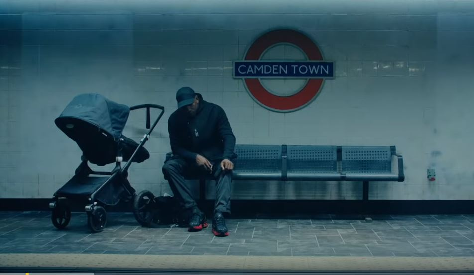 Skepta – Bullet From A Gun VIDEO