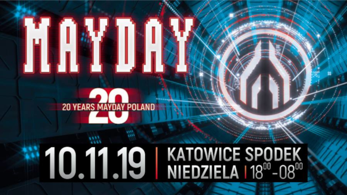 MAYDAY POLAND 2019