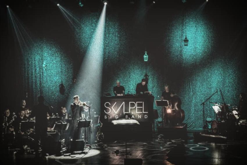 Skalpel Big Band zagra we Wrocławiu! ZAMÓW BILETY