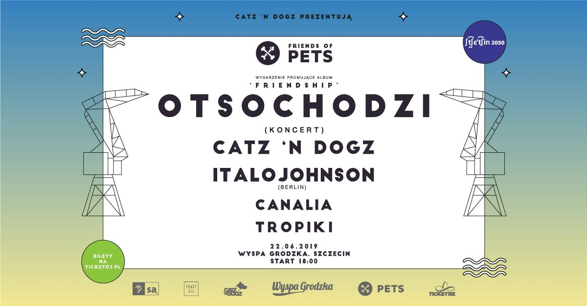 Catz n Dogz prezentują friends of pets