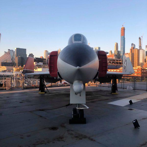 Techno, myśliwce i Nowy Jork – relacja z CERCLE