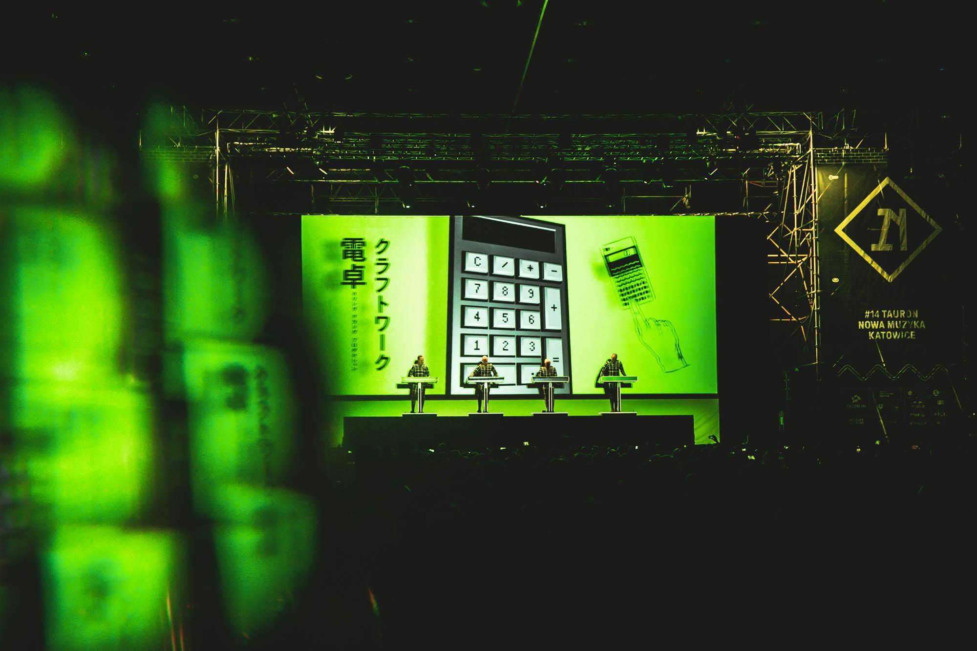 Kraftwerk - Tauron Nowa Muzyka