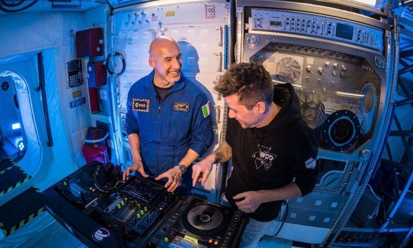 Boiler Room w kosmosie? Kto zagra na stacji kosmicznej?