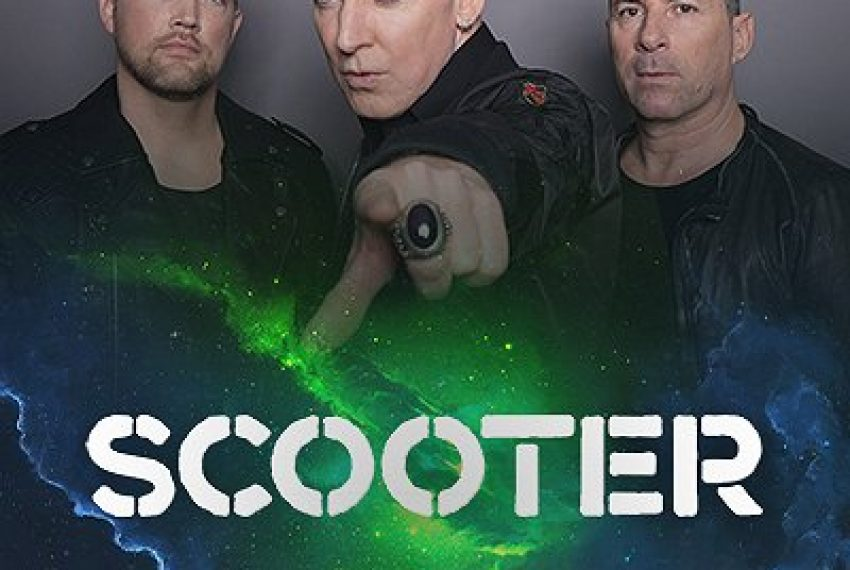 Scooter – Wrocław [ZMIANA DATY]