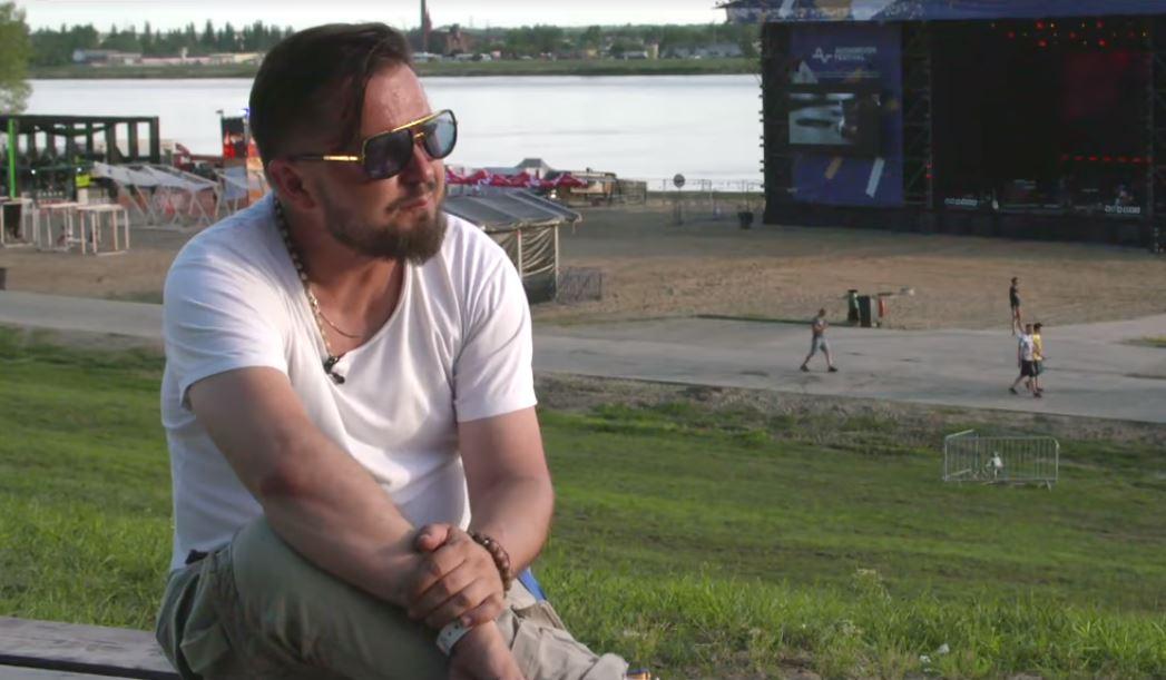 Piotr Orlicz (Audioriver Festival) w filmie Krótka Historia Techno
