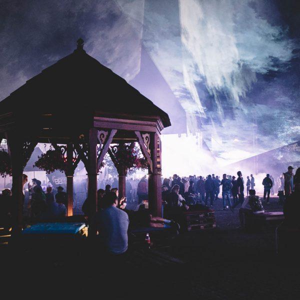 Pokaz gry na żywo w zamkowej scenerii – Intro Festival 2019