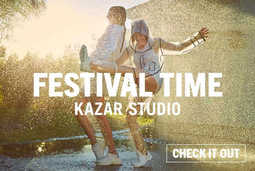 Sprawdź festiwalową kolekcję od Kazar Studio [konkurs]