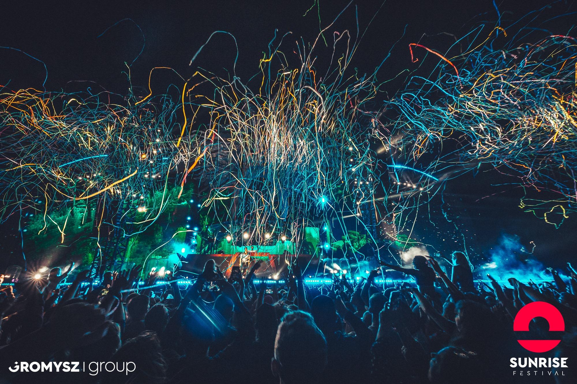 Sunrise Festival - Fot. Gromysz Group