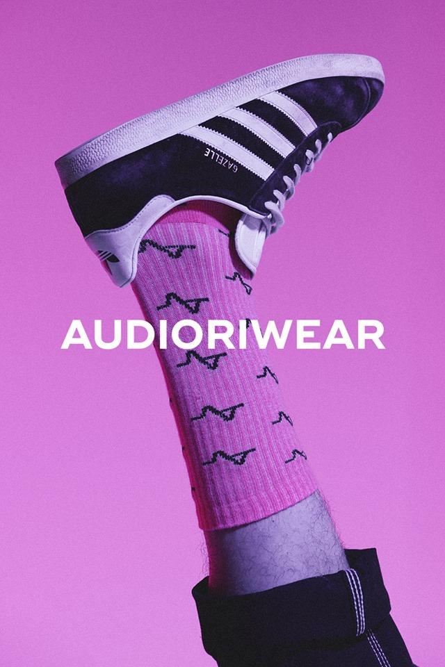 Audioriwear marka odzieżowa Audioriver