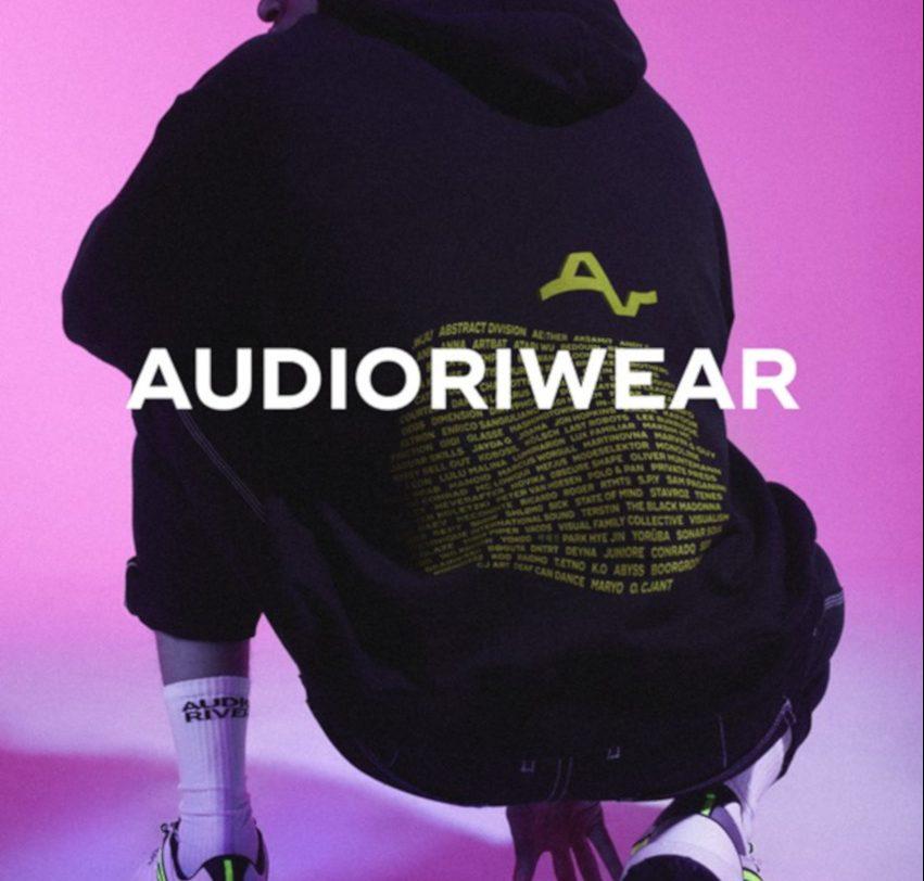 audioriver z własną marką odzieżową audioriwear