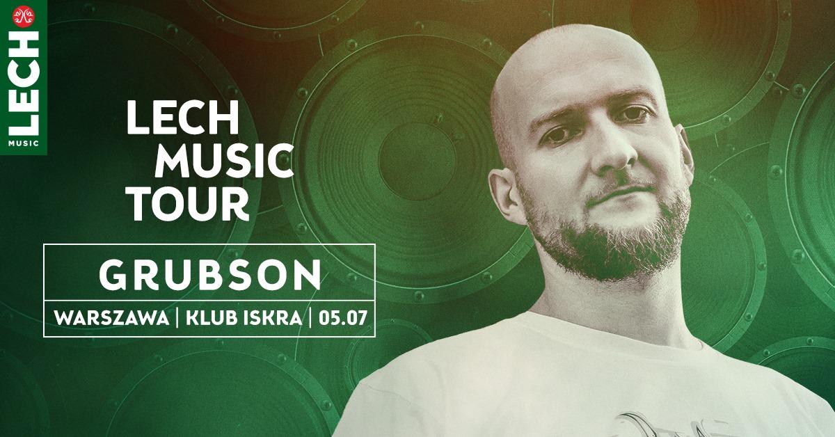 grubson lech music tour