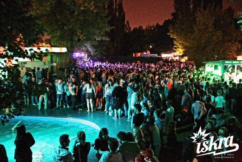 Warszawska Impreza Basenowa w sobotę w ISKRZE